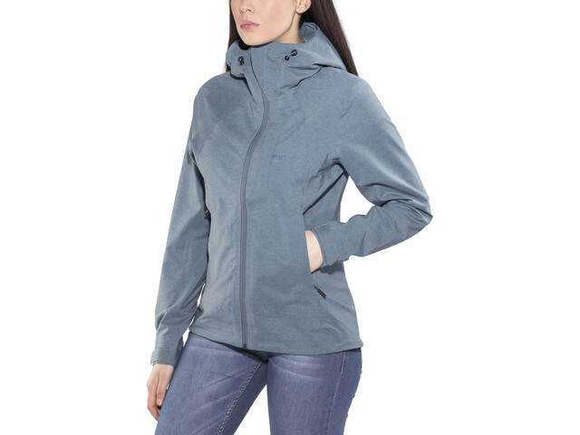 Meru W's Vielhau Softshell Jacket Navy